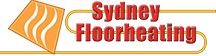 Sydney floor heating logo