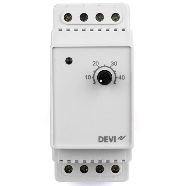 DEVIreg 330 floor heating thermostat 140F1072