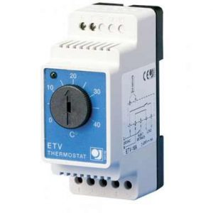Home automation thermostat ETV1991