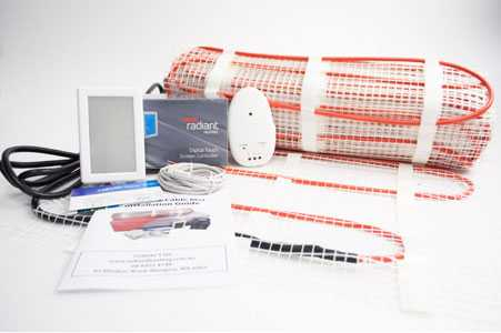 inscreed diy floor heating kit