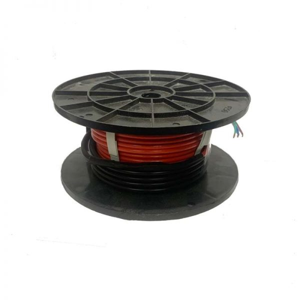 inscreed floor heating cable for bathrooms