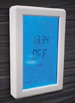 dual timer thermostat TS8100w-TH-TIM