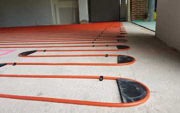 under floor heating types inscreed