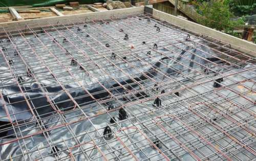 in-slab floor heating