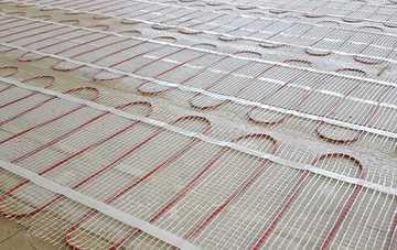 under tile floor heating mat